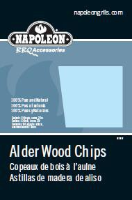 Napoleon Ahorn Holz Chips
