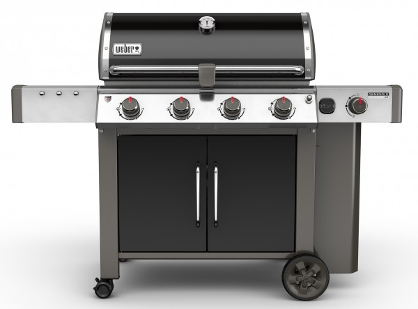 weber genesis ii lx e 440 gbs gas grill black gasgrill weber grill hersteller. Black Bedroom Furniture Sets. Home Design Ideas