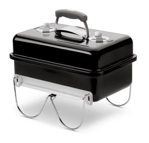 Weber Grill Go-Anywhere Charcoal, Black