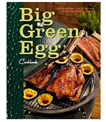 Big Green Egg Kochbuch BGE