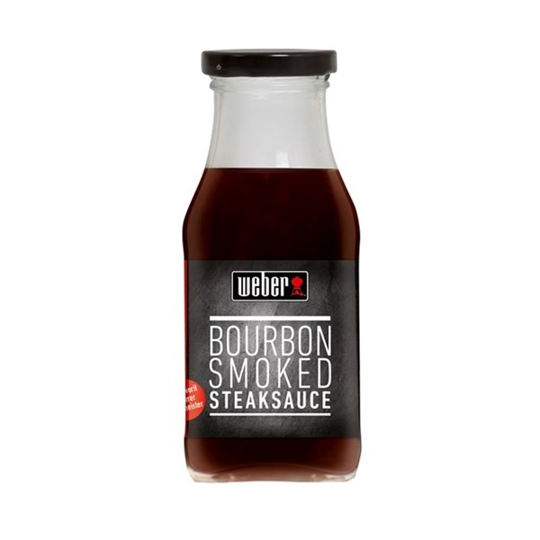 Weber Grill-Sauce Smoked Bourbon