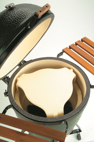 Big Green Egg Plate Setter