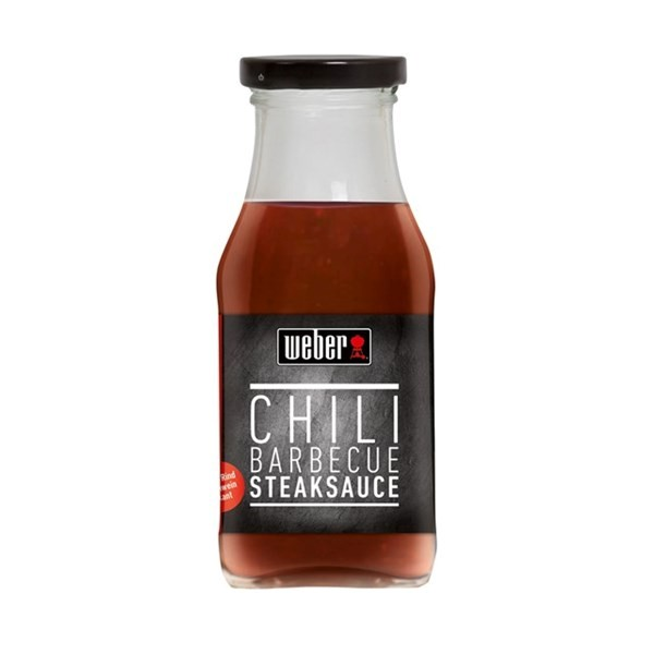 Weber Steaksauce BBQ - Chilli 240 ml