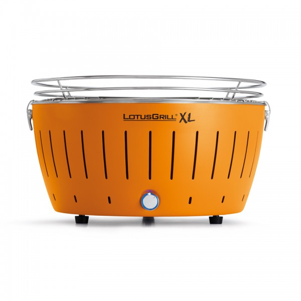 Lotusgrill Mandarinenorange XL