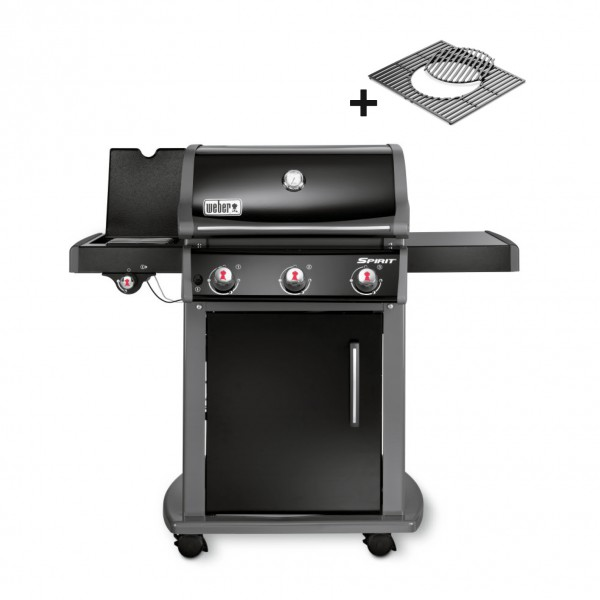 Weber Spirit E-320 Original GBS Gas Grill, Black